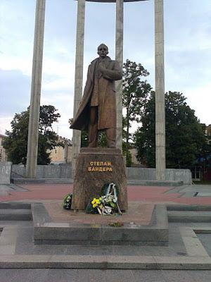 Львів, Степан Бандера