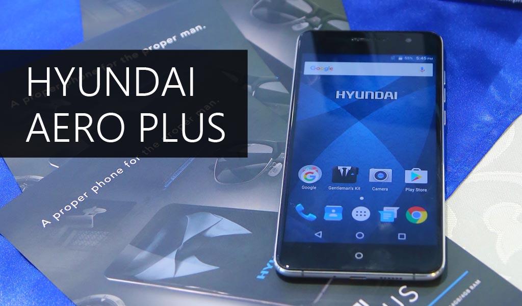 Hyundai Aero Plus