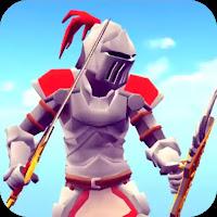Castle Defense Knight Fight Mod Apk (Infinite Blue)