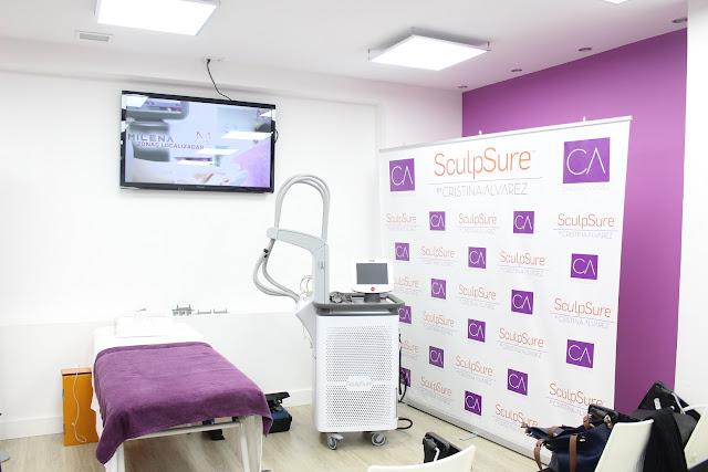Estética, Tratamiento Reductor, Cristina Alvarez, Sculpsure, abdomen, láser, operación bikini
