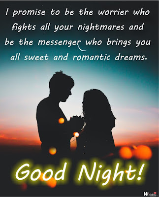 beautiful good night messages for your girlfriend