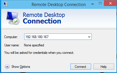 How To Change/Modify Default Windows Remote Desktop Port