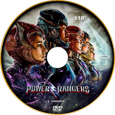 Power Rangers - [2017]