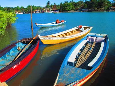 Travessia Caraíva