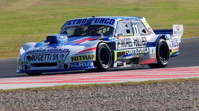TC PISTA EN BUENOS AIRES