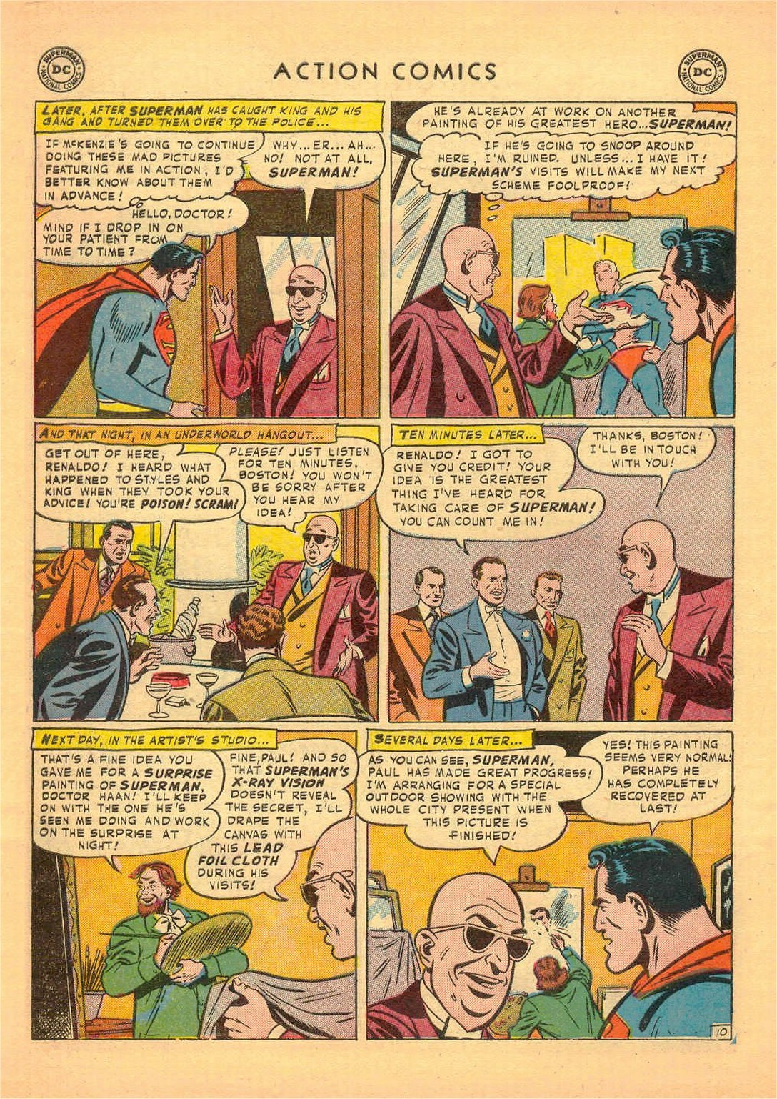 Action Comics (1938) 170 Page 11