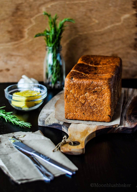 a small big news update buttery garlic herb pain de. Black Bedroom Furniture Sets. Home Design Ideas