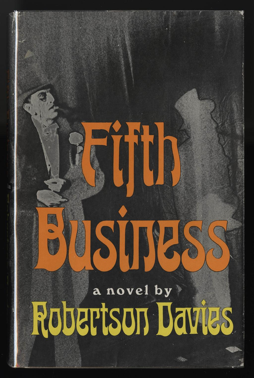 an analysis of the idea of change in the fifth business by robertson davies Ultimately boils down to the development of an idea  change is inevitable and  your literary analysis essay should have a concluding paragraph that gives.