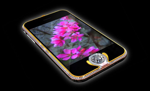 iPhone 3G King's Button