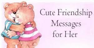 Latest Cute Friendship Status For Whatsapp