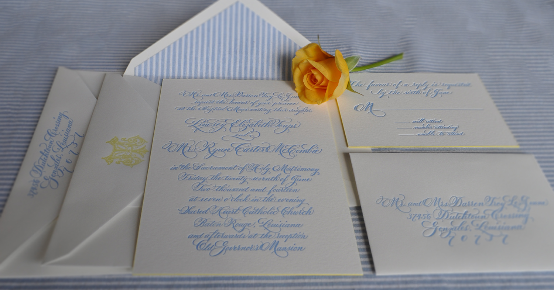 Wedding Invitation Ettiquette: Wedding Invitation Etiquette 101