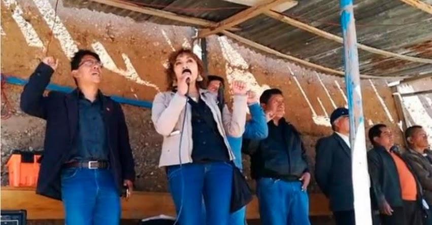 246 docentes de la DRE Junín acataron huelga magisterial en primer día