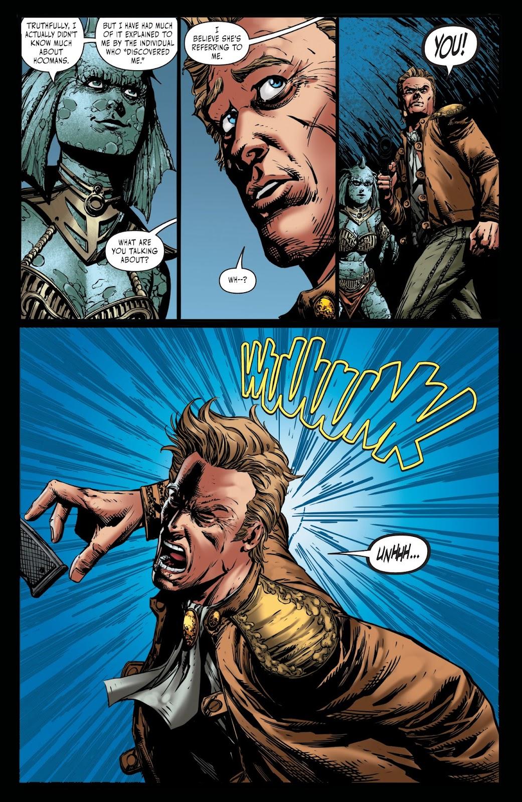 Battlestar Galactica BSG vs. BSG issue 1 - Page 18