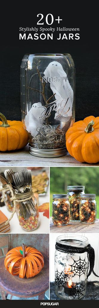 70 best Halloween Mason jar craft ideas. Halloween party lights decoration ideas. Mason jar lights for Halloween party. Halloween lights ideas for home décor. Waste Mason jar craft ideas on Halloween. Halloween outdoor lights ideas. Halloween decorative Mason jar. Halloween Mason jar lights. Decorative canning jar for Halloween. Best Mason jar craft ideas for Halloween. Halloween Mason jar gifts.