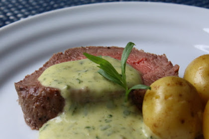 Béarnaise Sauce – Maybe My Favorite 'Aise