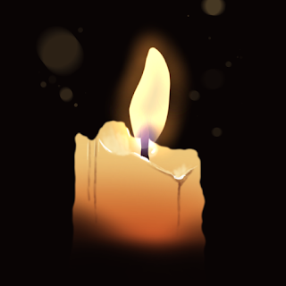 Art with Flo: Candle