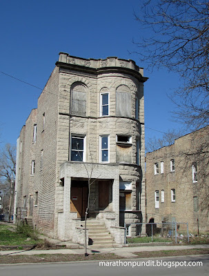 Marathon Pundit Photos The Abandoned Homes Of Chicago S