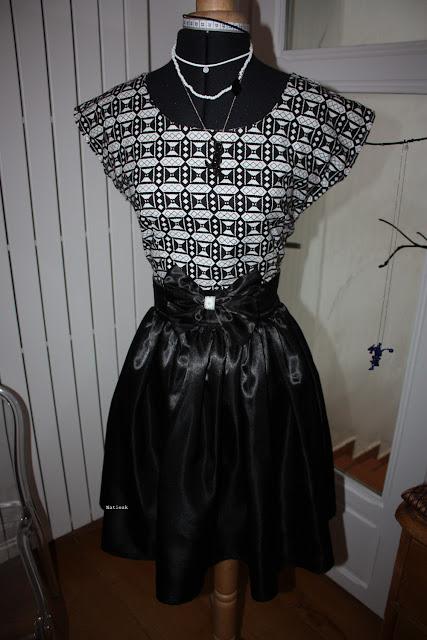mode régénérée robe