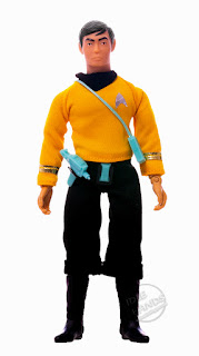 SDCC 2018 MEGO Target Exclusive Action Figures Star Trek Lt. Sulu 001