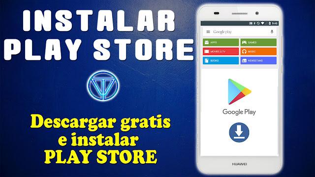 Descargar Google Play Store gratis - Versión actualizada