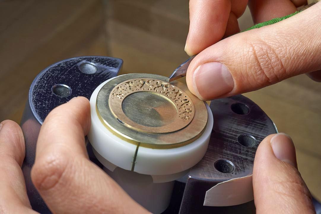 Artesanía en la relojería 18