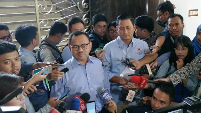 Tim Prabowo-Sandi Usul Debat Selanjutnya Tak Diberi Bocoran