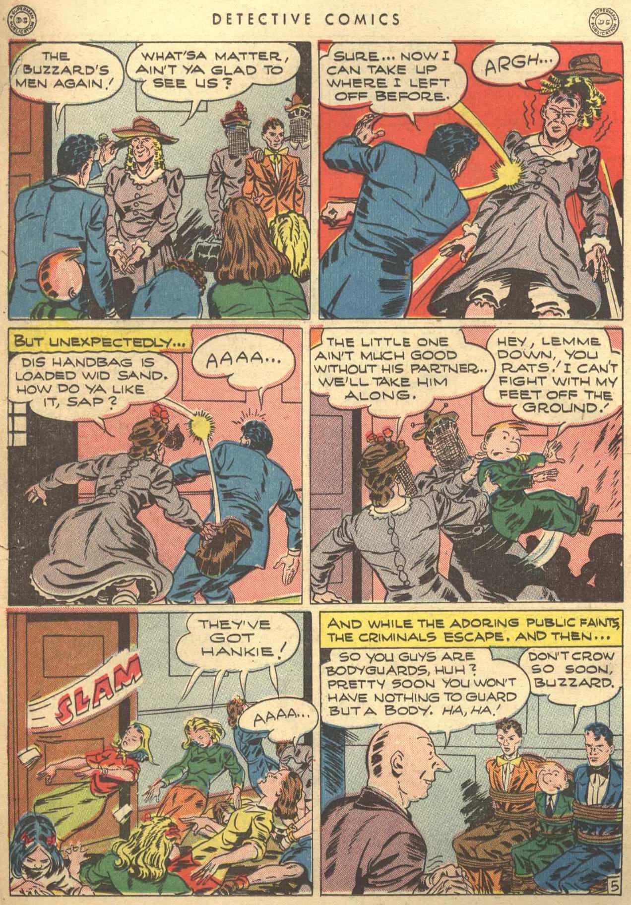 Read online Detective Comics (1937) comic -  Issue #104 - 28