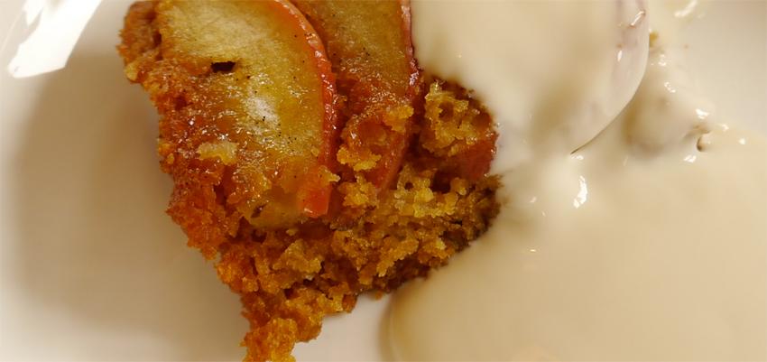 Bbc Good Food Toffee Apple Pudding
