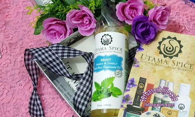 Natural Aromatheraphy by Utama Spice
