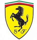 Logo Ferrari marca de autos