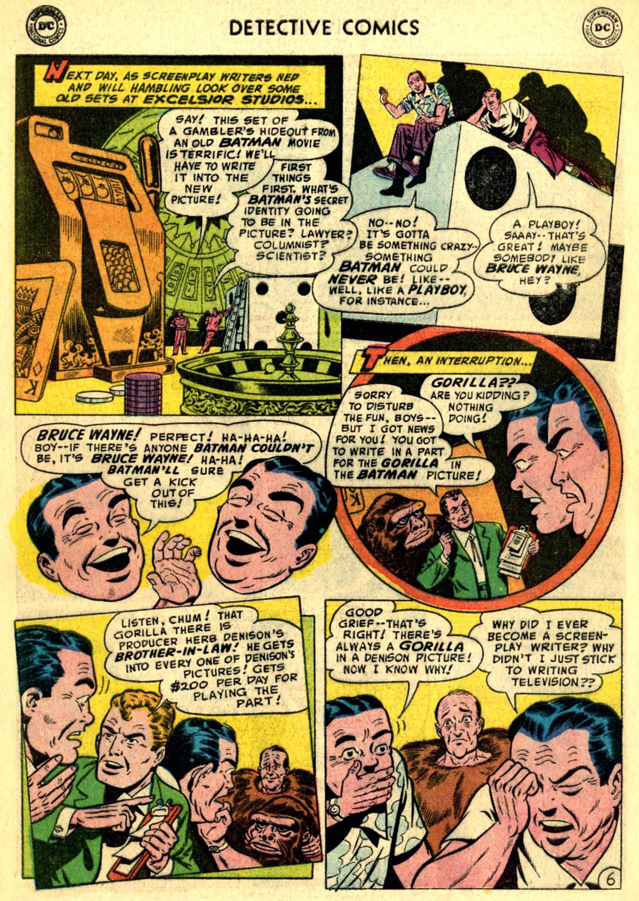 Detective Comics (1937) 232 Page 7