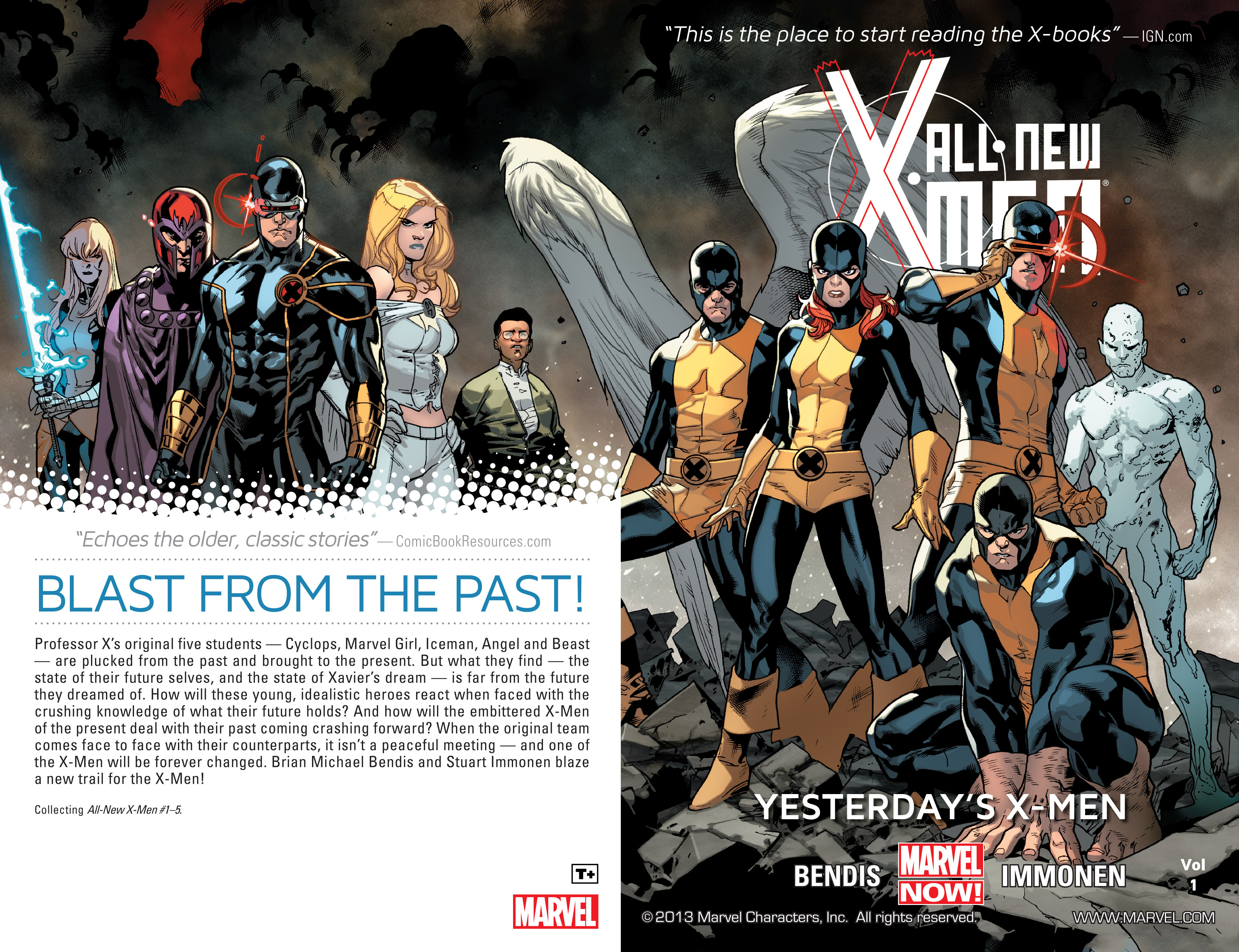 Read online All-New X-Men (2013) comic -  Issue # _Special - Yesterday's X-Men - 2