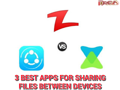 Best app share files devices