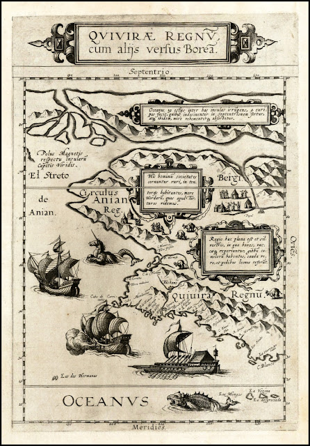 Juan de Fuca o έλληνας θαλασσοπόρος βρήκε τον 16ο αιώνα αυτό που θα γίνει γνωστό το 2040