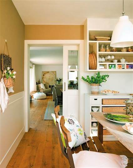 5 simple tips for decorating small kitchens 4
