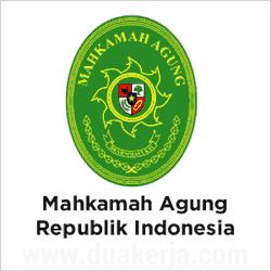 Lowongan Kerja CPNS Mahkamah Agung Republik Indonesia Terbaru 2017