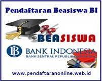 Info Pendaftaran Online Beasiswa Bank Indonesia Pendaftaran Beasiswa Bank Indonesia (BI) 2019/2020