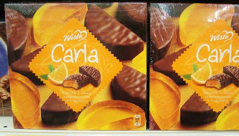 Galaretki w czekoladzie, Carla