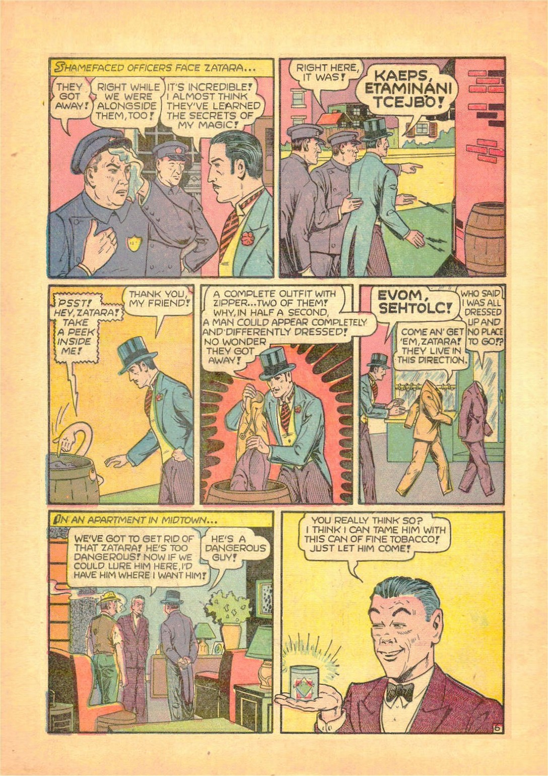 Action Comics (1938) 60 Page 60