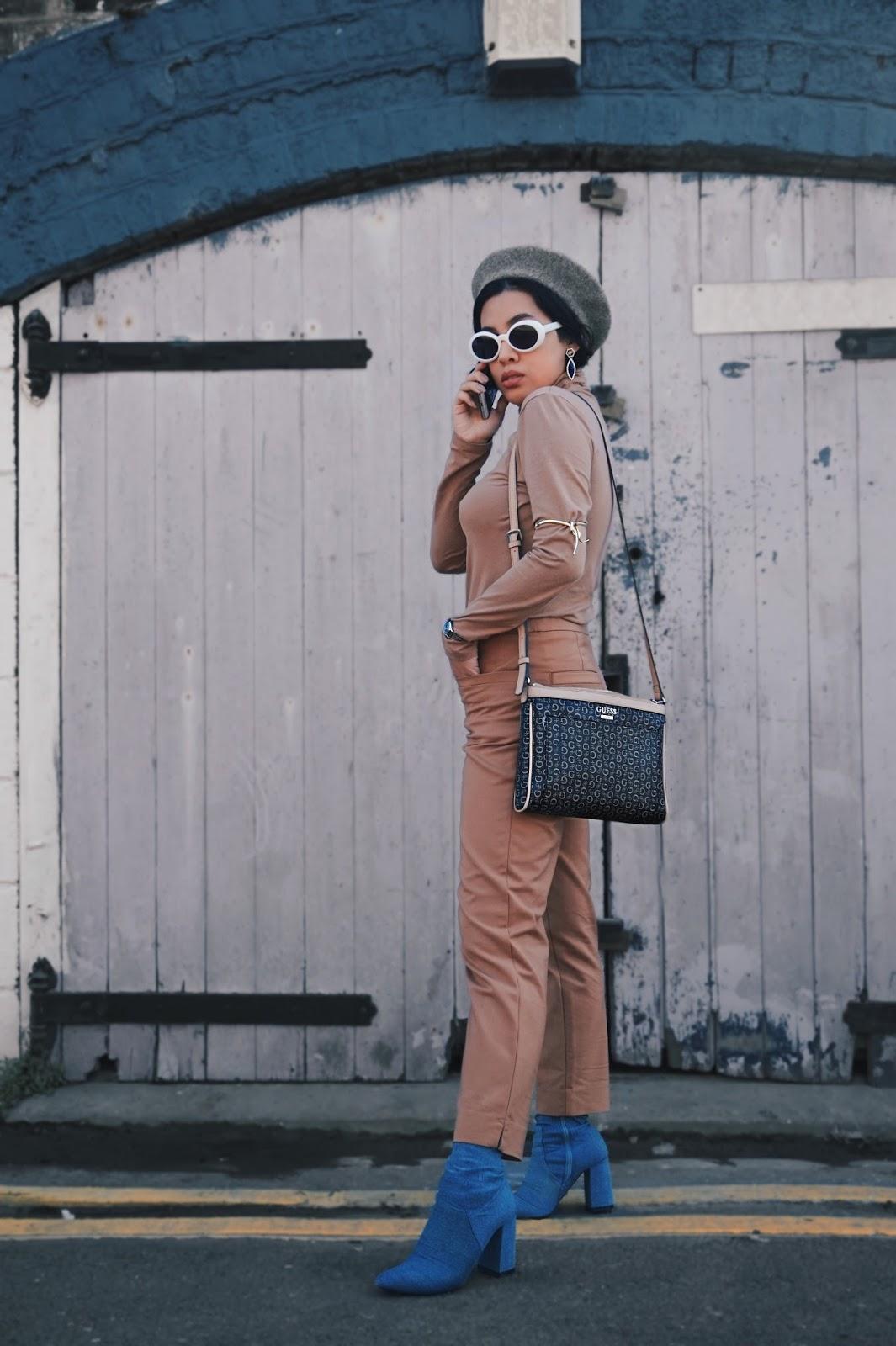 Ana Maddock- Autumn Style- Turtleneck- Swarovski- The Jewel Hut