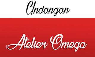 Download 40+ Font Latin Keren Untuk Desain Undangan Pernikahan, Atelier Omega