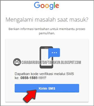 cara menemukan akun google