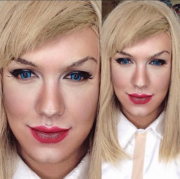 Make-Up Transformations