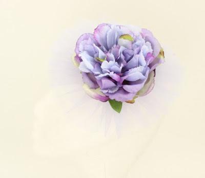 PV 2017 - Coleccion Basicas 01 Tocado tul flor