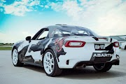 Abarth Track Day with Skip Barber Racing