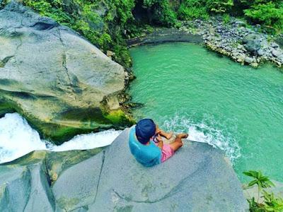 Air terjun umar maya lombok