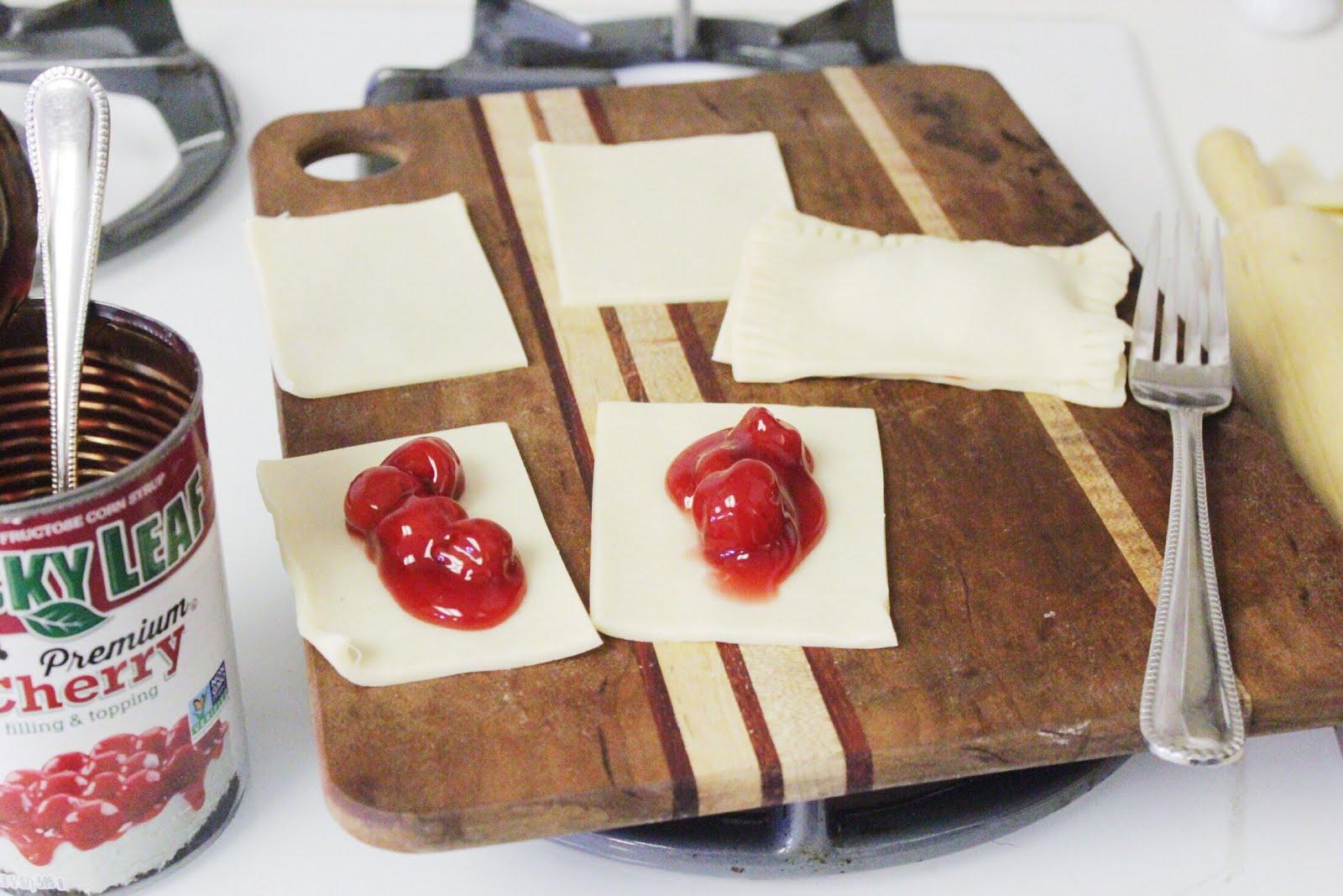 recipe: homemade pop tarts - The Monogrammed Life