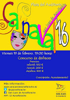 Carnaval de San Juan de Aznalfarache 2016