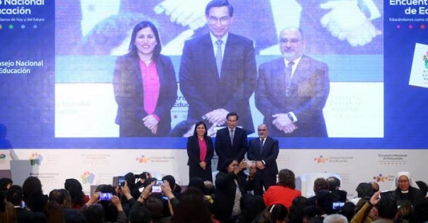 MINEDU: Gobierno respalda nuevo Proyecto Educativo Nacional al año 2036 - www.minedu.gob.pe