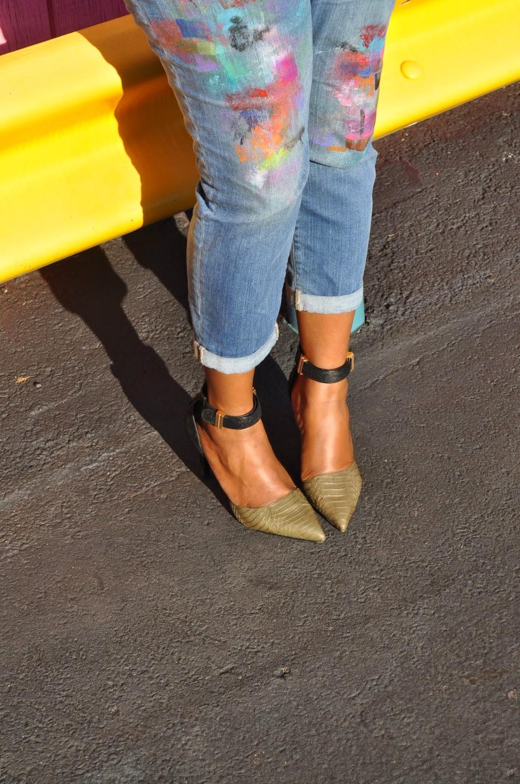 donna case jeans